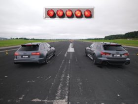 tuned-audi-rs-6-c7-vs.-tuned-audi-rs-6-c8-drag-race-is-a-generational-duel