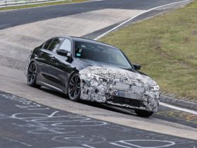 2023-bmw-m340i-lci-contradicts-rumors-on-the-nurburgring,-has-new-mirrors