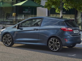 updated-ford-fiesta-van-lands-with-new-driver-assistance-tech-and-mild-hybrid-option