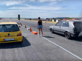 vw-golf-2-diesel-goes-drag-racing,-should-come-with-a-health-warning-label