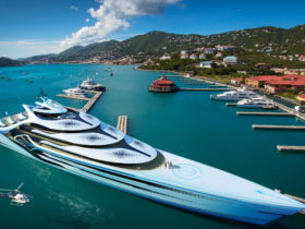 574-foot-acionna-mega-yacht-dwarves-ports,-towns,-and-will-be-hydrogen-powered