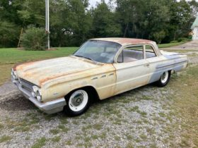 1962-buick-lesabre-looks-like-a-barn-find,-packs-turbocharged-surprise-under-the-hood