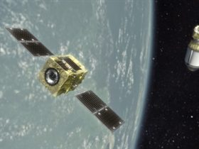 rocket-lab-set-to-launch-astroscale-satellite,-will-demo-new-space-debris-removal-tech