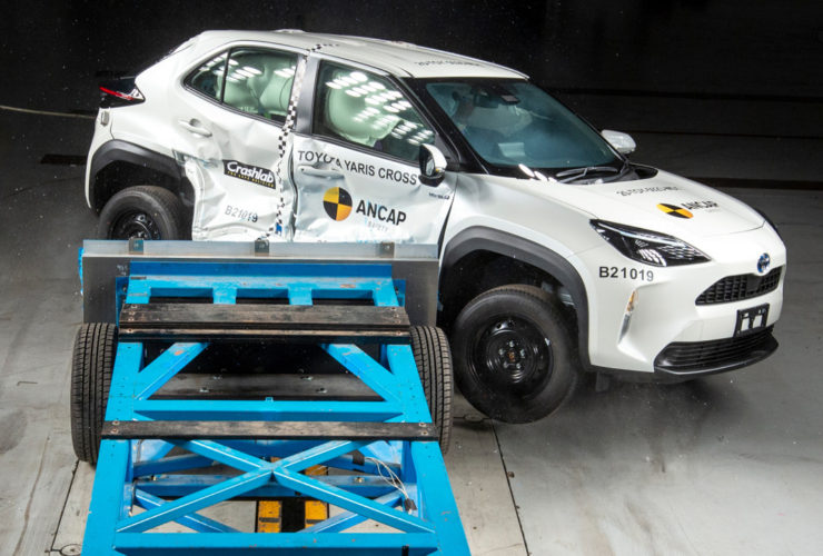 2021-toyota-yaris-cross-earns-five-star-safety-rating