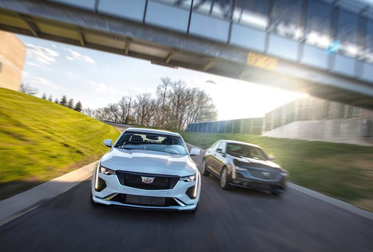 2022-cadillac-ct4-order-guide-reveals-more-safety-features,-new-appearance-packages