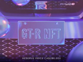 finally-an-nft-auction-that-makes-sense:-buy-the-picture,-get-the-real-nissan-gt-r-as-well