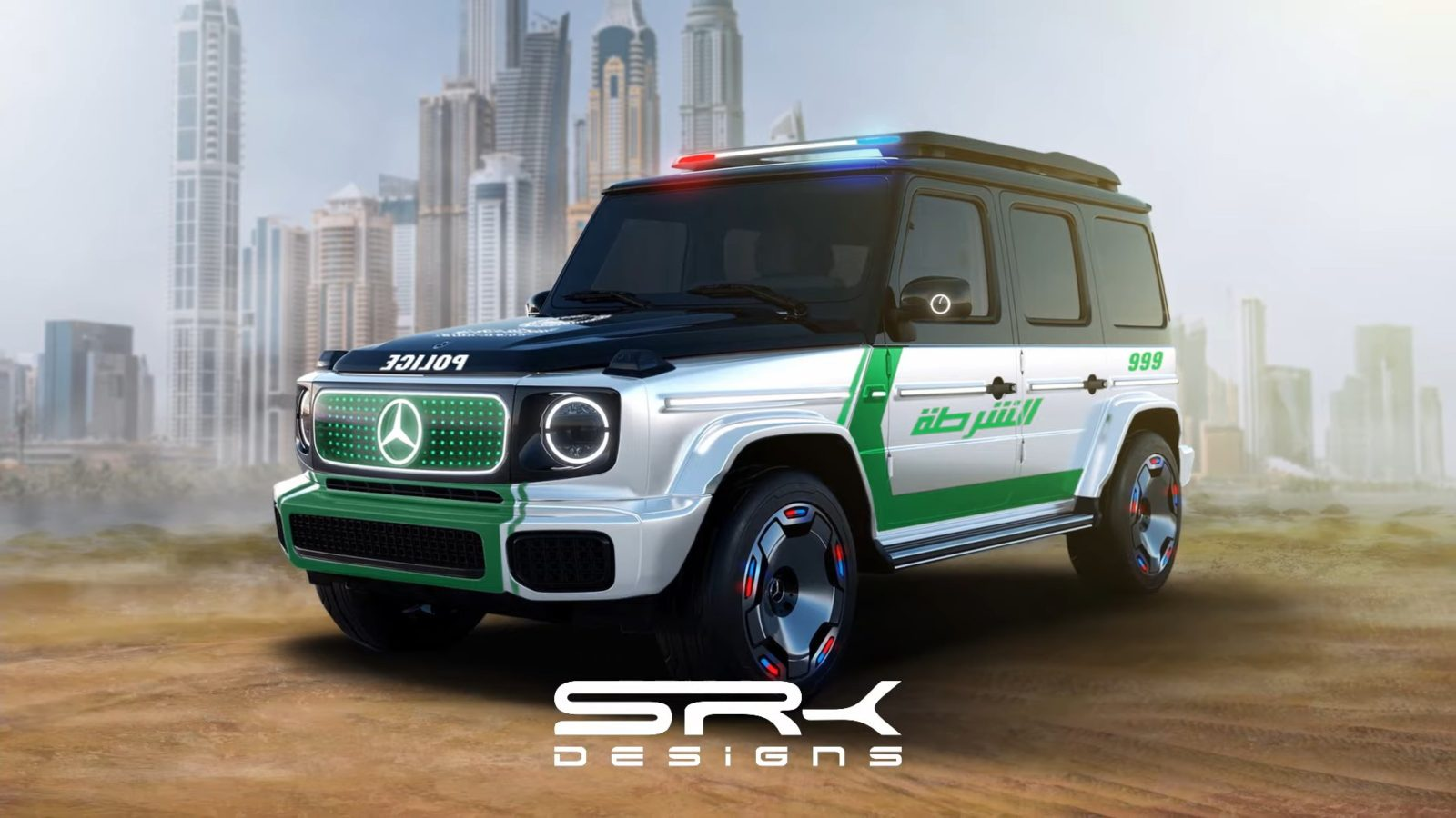 mercedes-benz-eqg-looks-ready-to-fight-digital-crime,-adopts-dubai-police-livery
