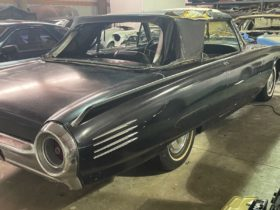 this-1961-ford-thunderbird-is-a-complete,-all-original,-low-mileage,-unrestored-barn-find