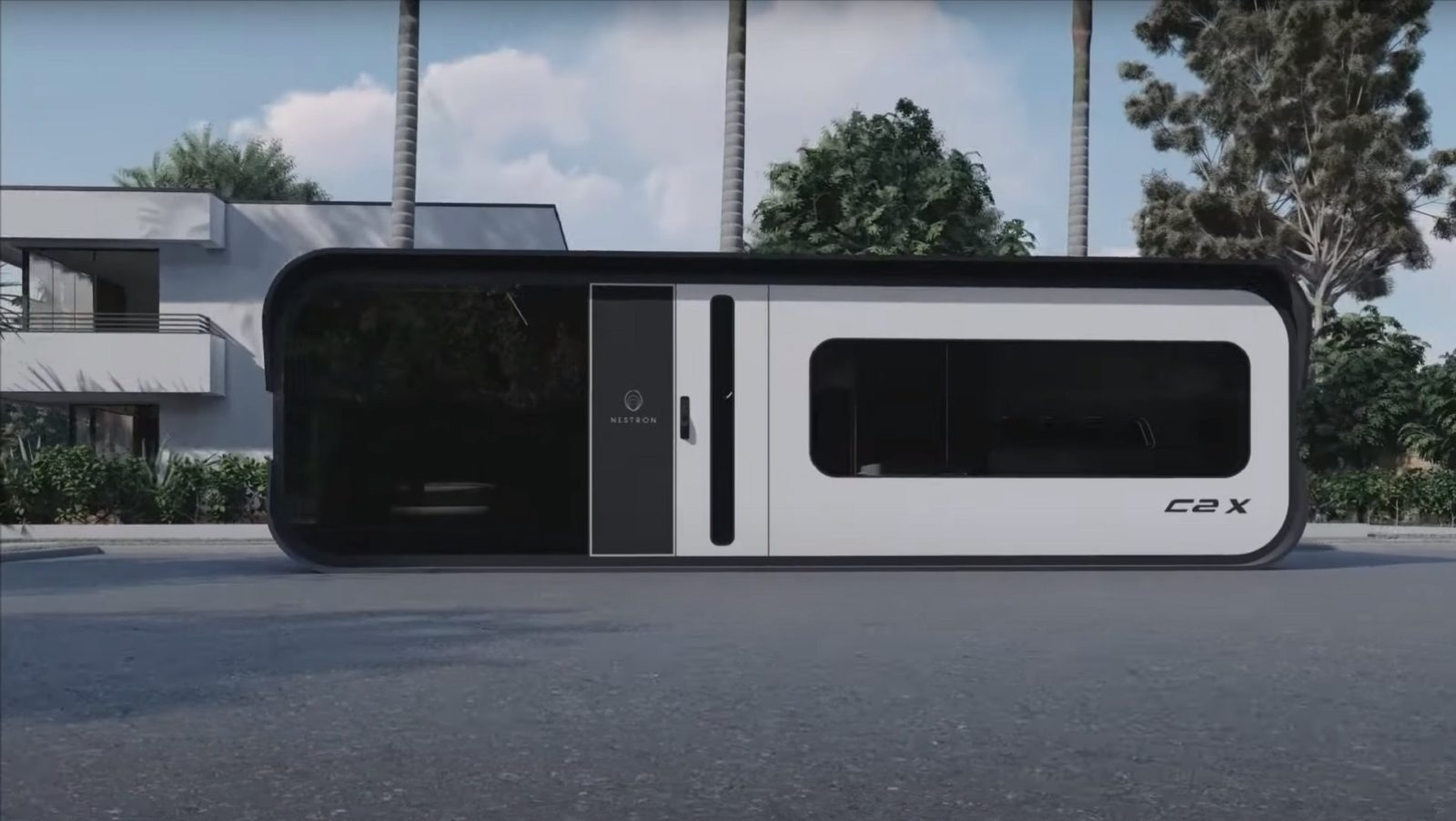 c2x-futuristic-tiny-home-comes-with-ai,-smart-mirrors,-and-motion-sensing-lights