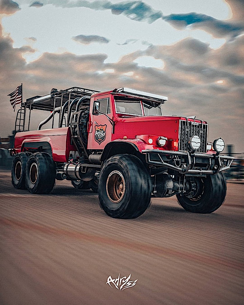 """kraz-255-""""red-dawn""""-is-from-a-universe-where-russians-overcame-america,-but-not-quite"""