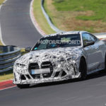 2023-bmw-m4-csl-spy-shots-and-video:-hardcore-m4-coupe-in-the-works