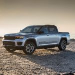 revived-jeep-comanche-fights-maverick-with-cgi-unibody,-has-grand-cherokee-dna
