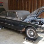family-owned-1960-ford-starliner-emerges-after-50-years,-it's-a-rare-hi-po-bird