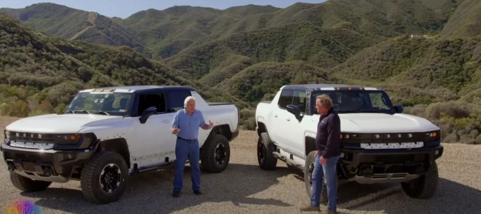 watch:-jay-leno-drives-the-new-hummer-ev-off-road