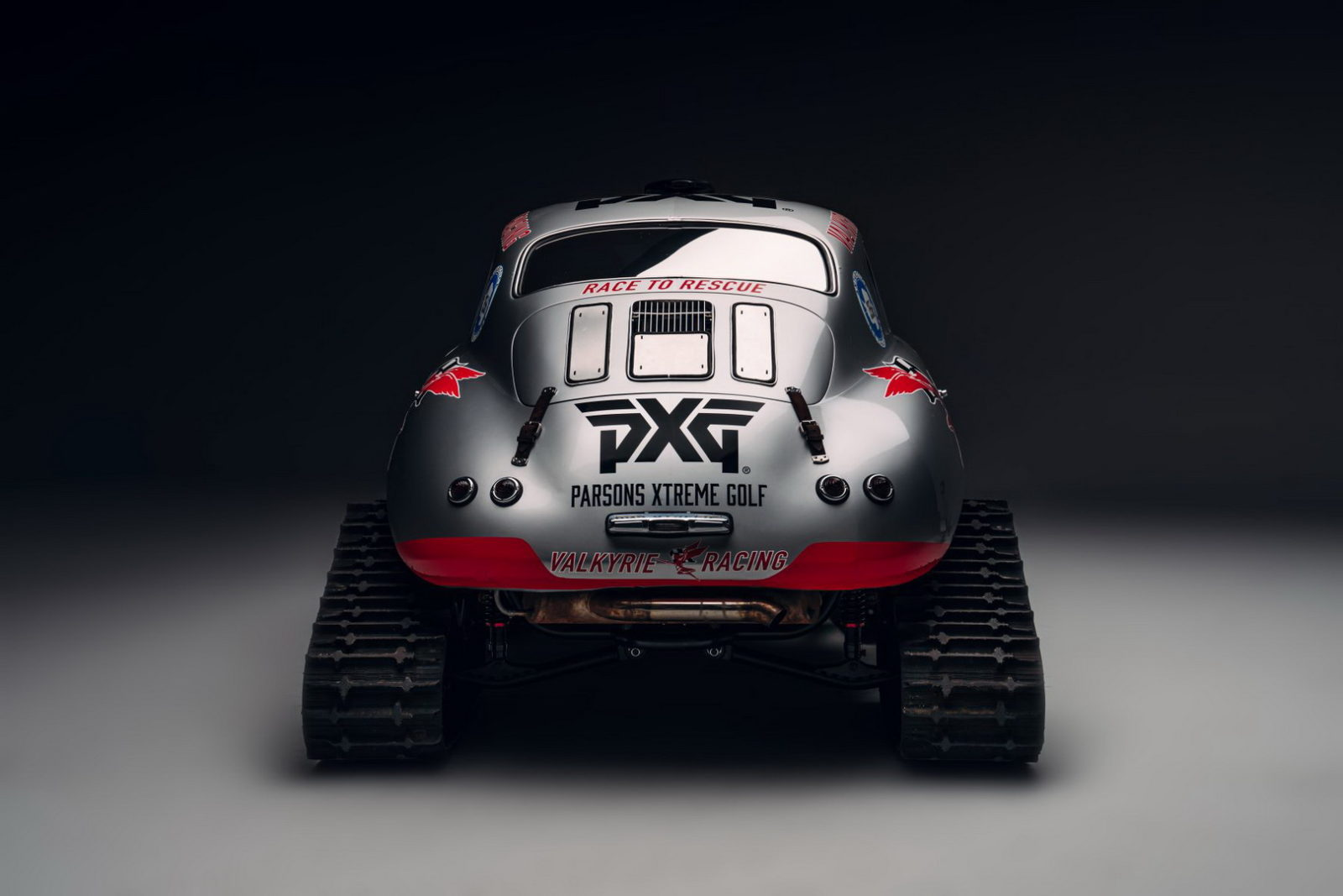 valkyrie-racing's-porsche-356-is-prepped-to-conquer-antarctica,-becomes-a-snow-beast