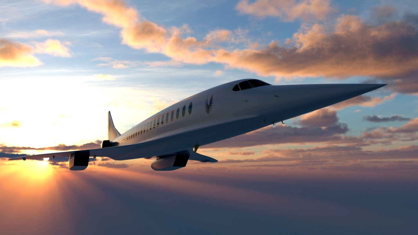 world's-first-supersonic-commercial-airliner-running-on-saf,-closer-to-certification
