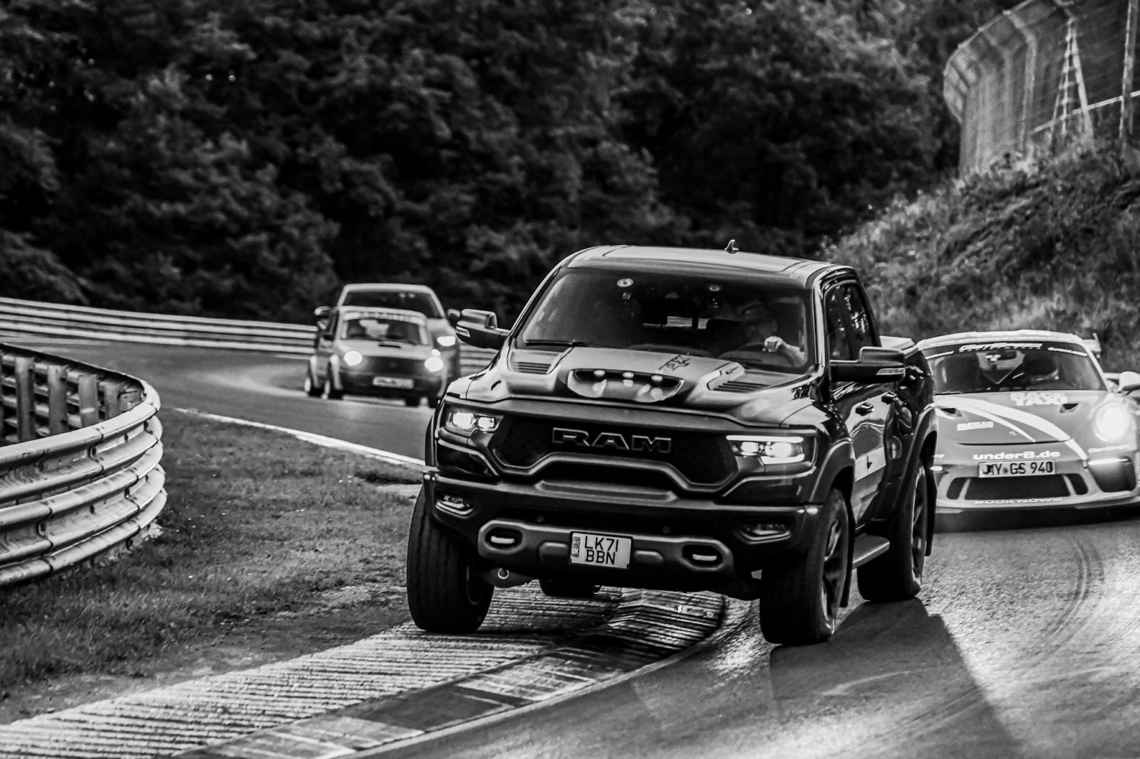 702-hp-ram-trx-is-unleashed-on-the-green-hell,-trouble-ahead