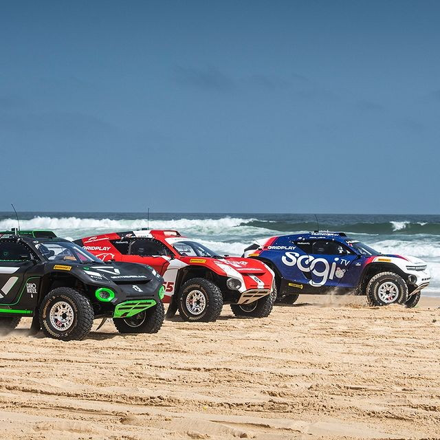 high-performance-electric-suvs-to-conquer-sardinia-in-upcoming-extreme-e-race