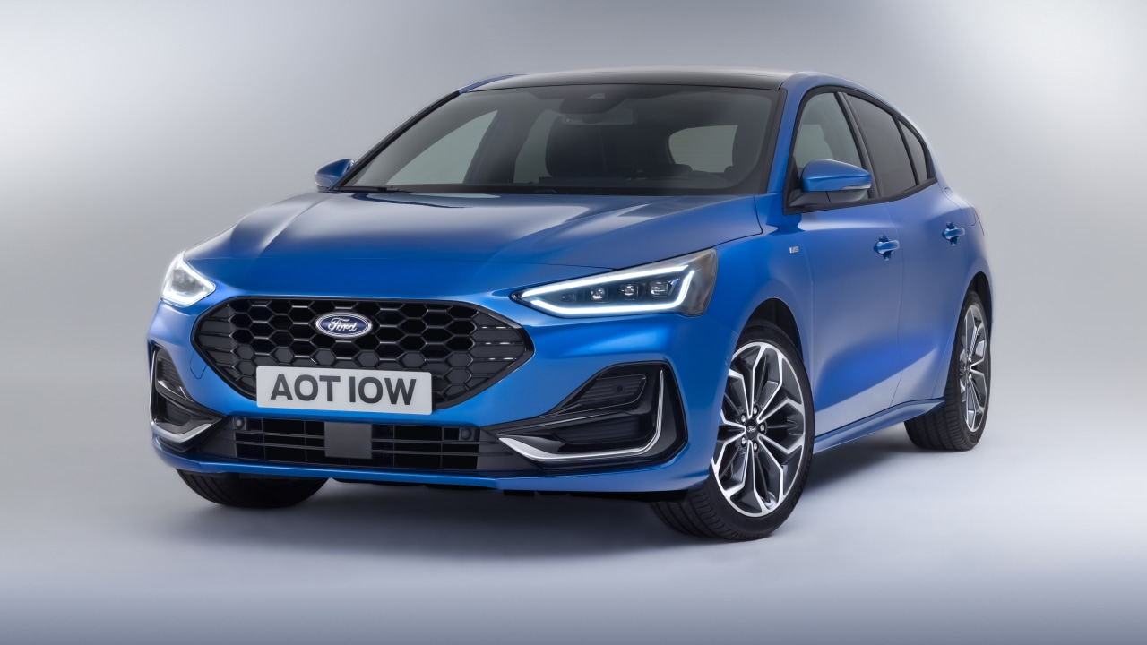 2022-ford-focus:-standard-range-axed-in-australia,-st-hot-hatch-to-live-on