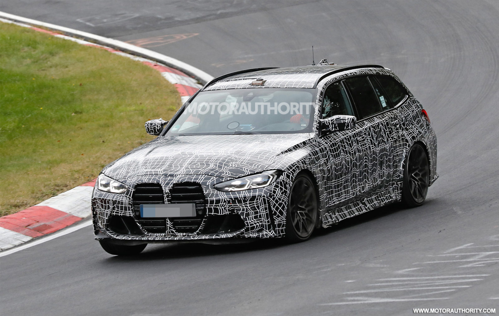 2022-bmw-m3-touring-spy-shots-and-video:-speedy-wagon-coming,-but-not-to-us