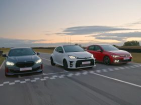 toyota-gr-yaris-obliterates-the-volkswagen-golf-gti-and-bmw-128ti-on-the-track
