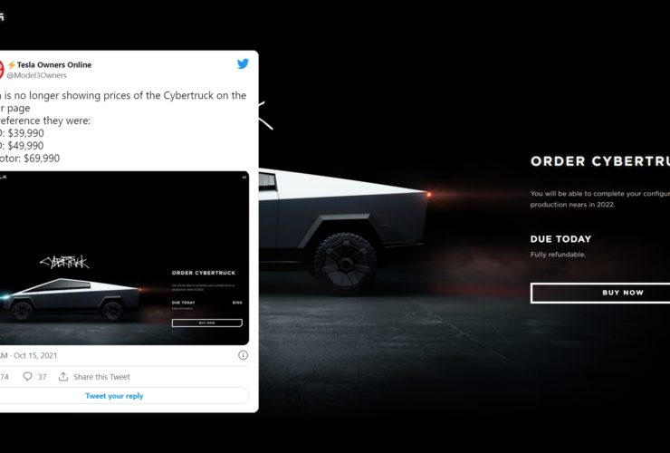 tesla-no-longer-shows-prices-for-the-cybertruck-on-its-website