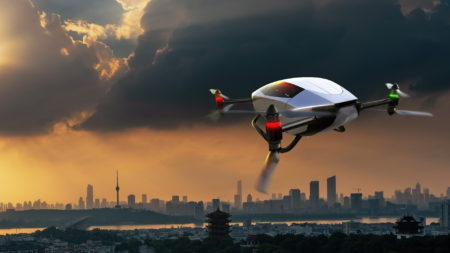 xpeng-backed-aircraft/car-scores-the-biggest-fundraising-in-asia's-air-mobility-sector